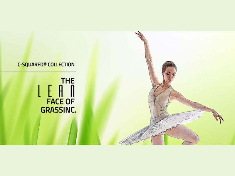 C-SQUARED® колекція – штучная трава (GrassInc, Голландія)
