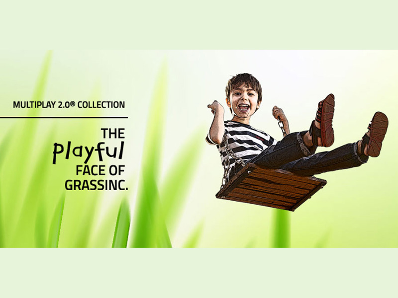 MULTIPLAY 2.0® колекція – штучна трава (GrassInc, Голландія)