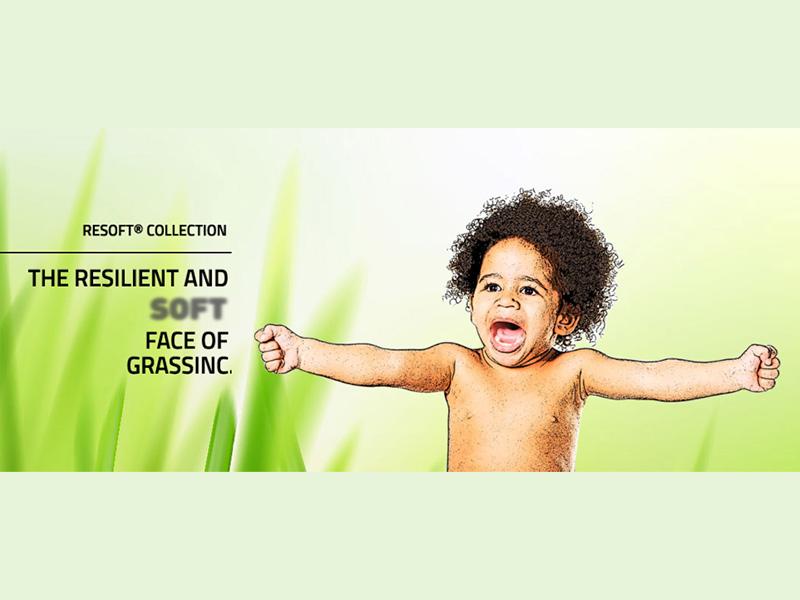 RESOFT® колекція – штучна трава (GrassInc, Голландія)