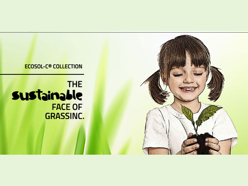 ECOSOL-C® колекція – штучна трава (GrassInc, Голландія)